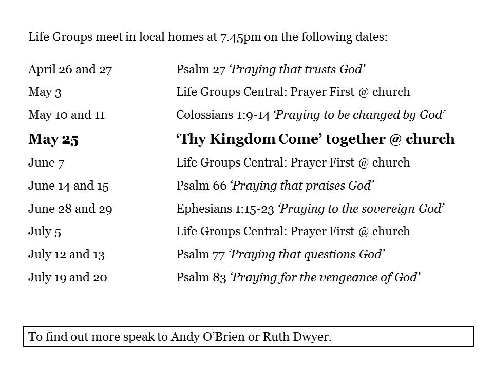 Psalm&prayerback