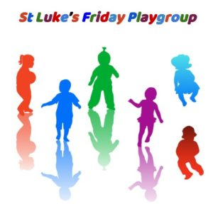Friday toddler playgroup @ St Luke's Church